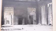 لأول مرة.. صور نادرة لمكتب هتلر المدمر بالقنابل