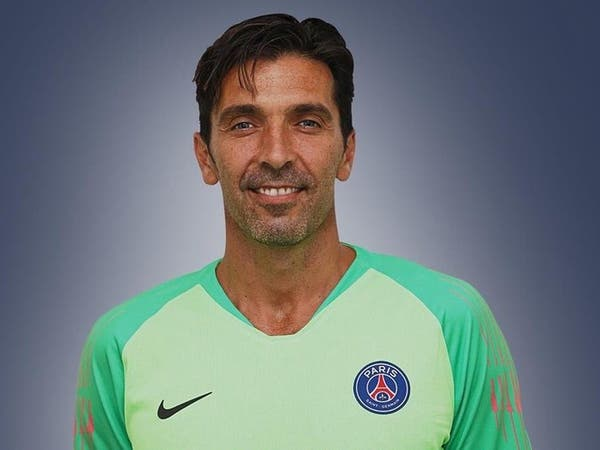 رسمياً.. الإيطالي بوفون يرتدي قميص باريس سان جيرمان