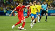 Belgium dump Brazil out of World Cup with 2-1 win