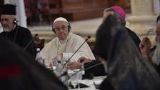 Pope Francis backs UN chief's call for global ceasefire to focus on coronavirus