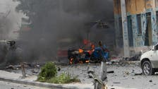 Speeding car in Somali capital explodes after police shoot at it