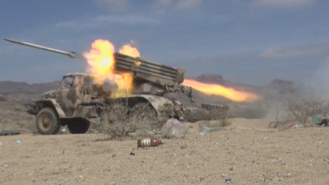 THUMBNAIL_ هجوم مباغت للجيش اليمني غرب تعز