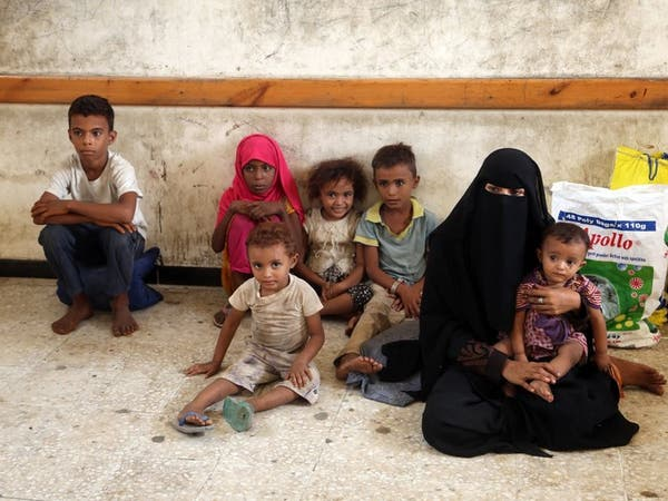 التحالف: ملتزمون بالعمل الإغاثي والإنساني في اليمن