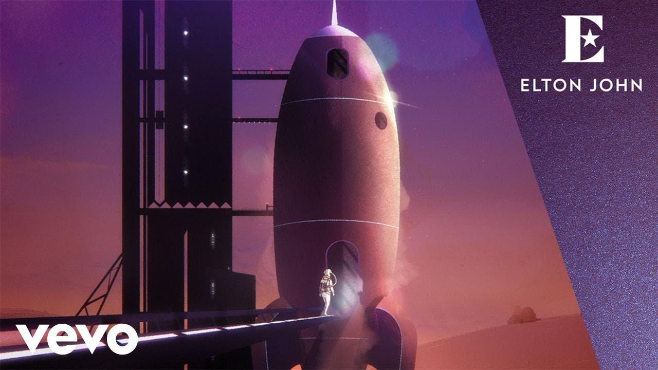 أغنية الرجل الصاروخ للمغني البريطاني التون جون