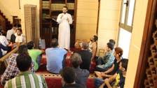 لبنان میں امام مسجد کا اشاروں کی زبان میں خطبہ جمعہ