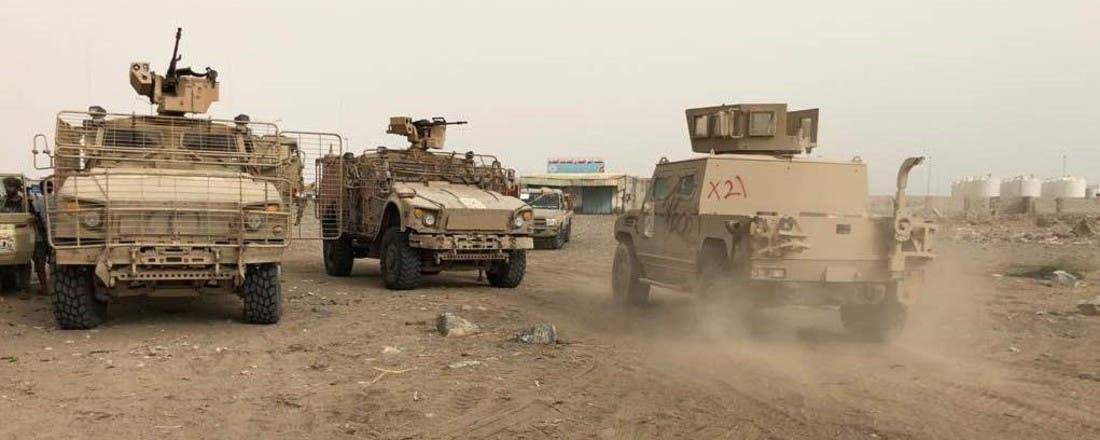 الجيش اليمني يتصدى لمحاولات تسلل حوثية جنوب الحديدة