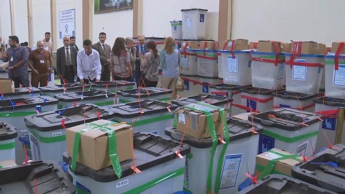 مفوضية الانتخابات العراقية تنفي تسريبات حول نتائج العد والفرز اليدوي في كركوك
