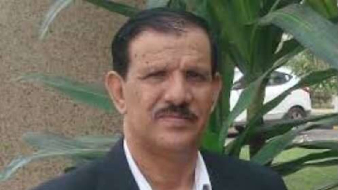 القيادي محسن النقيب عضو اللجنة العامة بالمؤتمر الشعبي العام ووزير التعليم الفني بحكومة الانقلاب