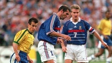 ديشان: زيدان لا يهددني.. أنا مدرب فرنسا