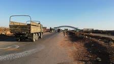 النظام السوري ينتشر في معبر نصيب الحدودي مع الأردن