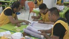 عراقی انتخابات : ووٹوں کی ہاتھ سے گنتی کے حیران کن نتائج