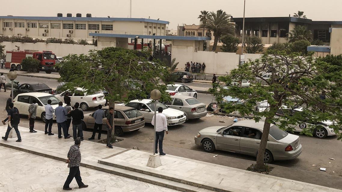 libya tripoli (AFP)