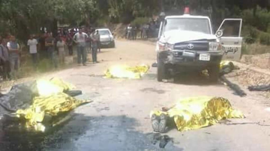 tunisia police killed