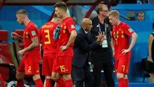 مارتينيز مدرب بلجيكا يشيد ببطولة الدوري الأوروبي
