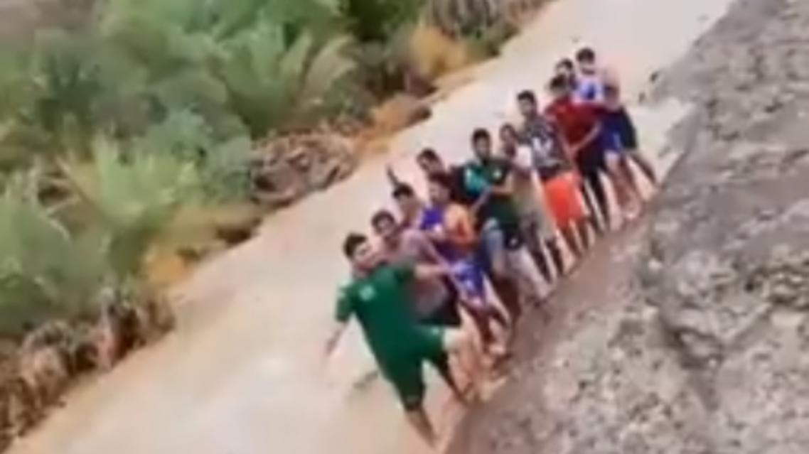 oman flood