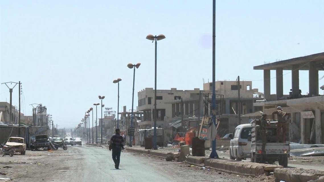 """المعارضة تتهم النظام بـ """"الخداع"""" في درعا"""