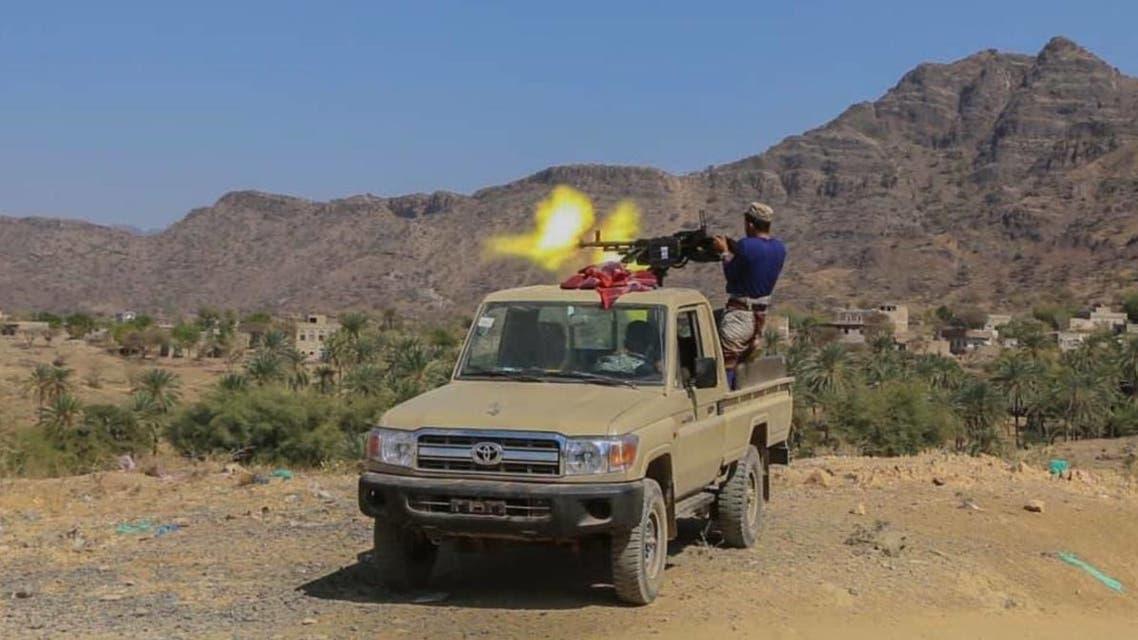 Yemeni national army kill 10 Houthis (Supplied)