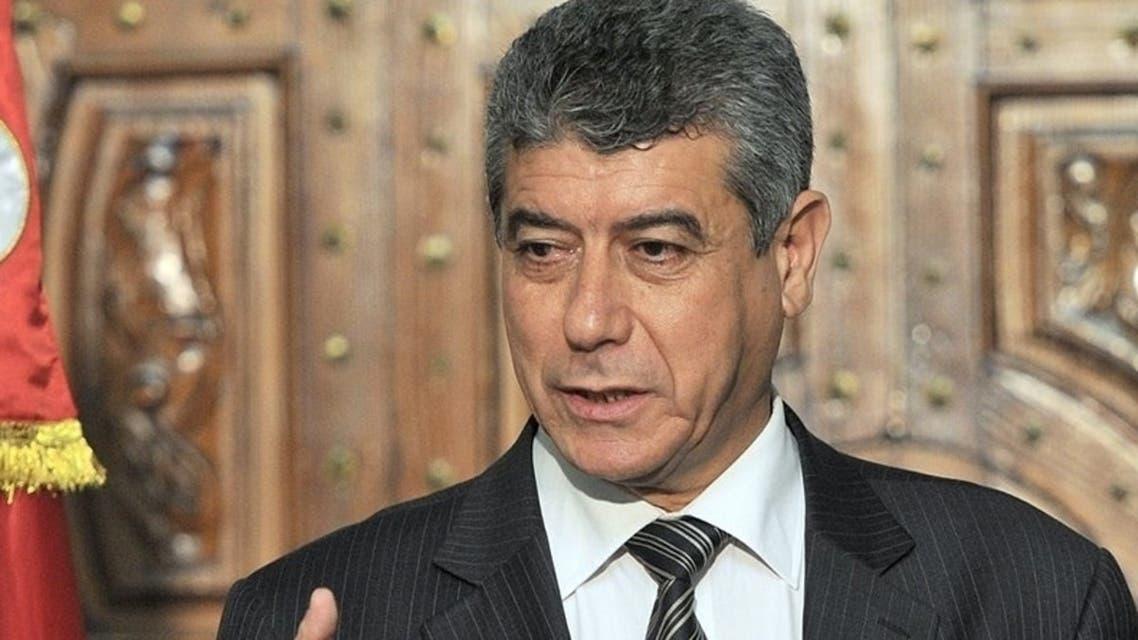 وزير الداخلية التونسي بالإنابة