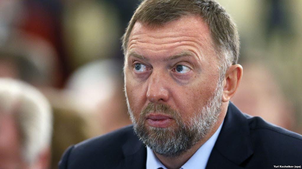 الملياردير الروسي اوليغ ديريباسكا