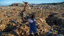 IN PICTURES: Migrants in Morocco seen scavenging for food in rubbish dump