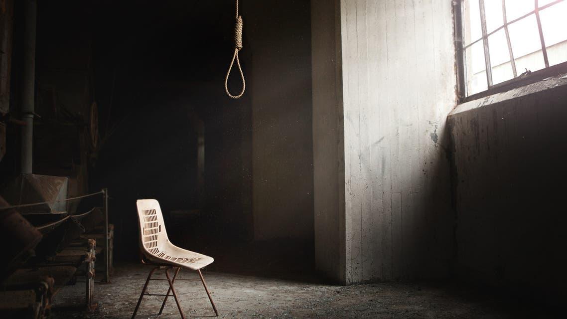 شنق انتحار