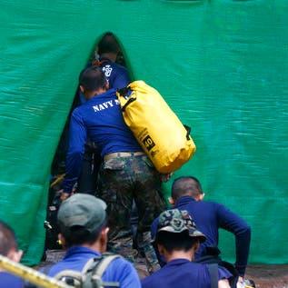 إنقاذ 8 أطفال من جوف كهف تايلاند.. و5 بالداخل