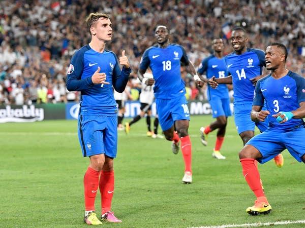غريزمان: ضغوط بطولة أوروبا أكبر من كأس العالم
