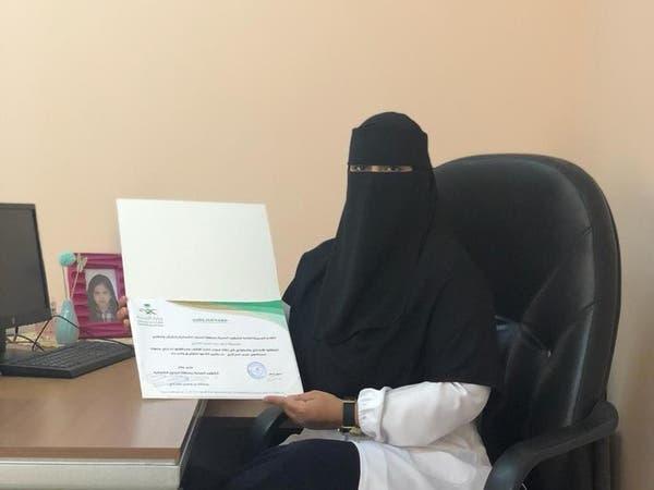 ممرضة سعودية بموقف بطولي.. حادث مروع وشماغ لوقف النزيف