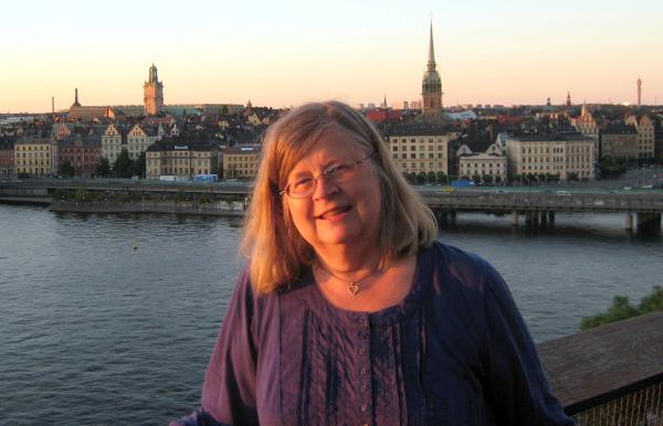 الكاتبة السويدية كرستي ويستراند