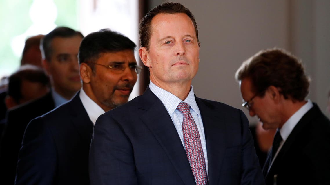 Richard Grenell US ambassador to Germany. (Reuters.)