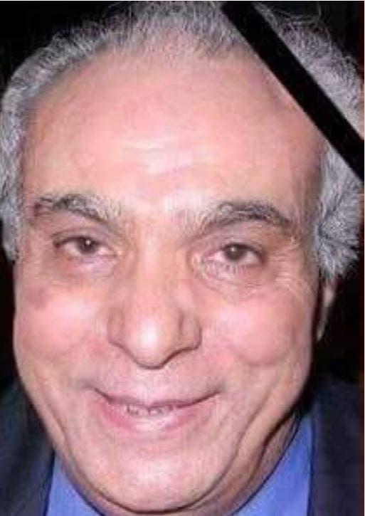 الفنان المصري الراحل المرسي أبو العباس