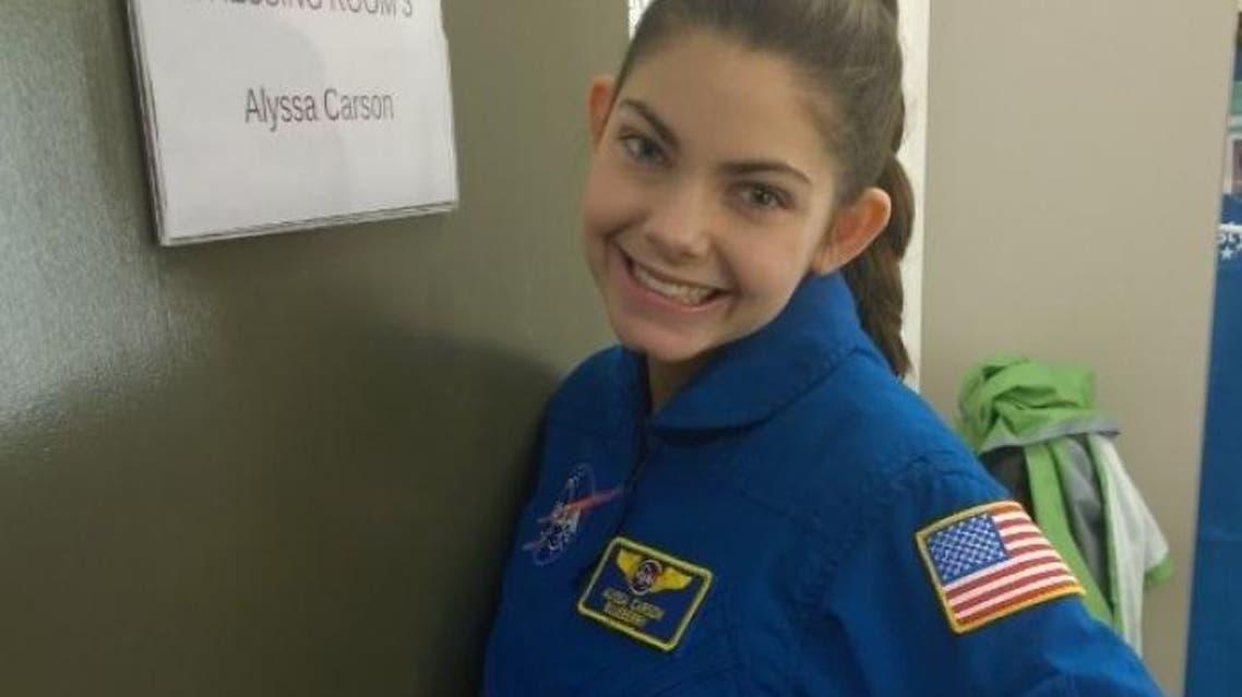 این دختر 17 ساله به مریخ میرود