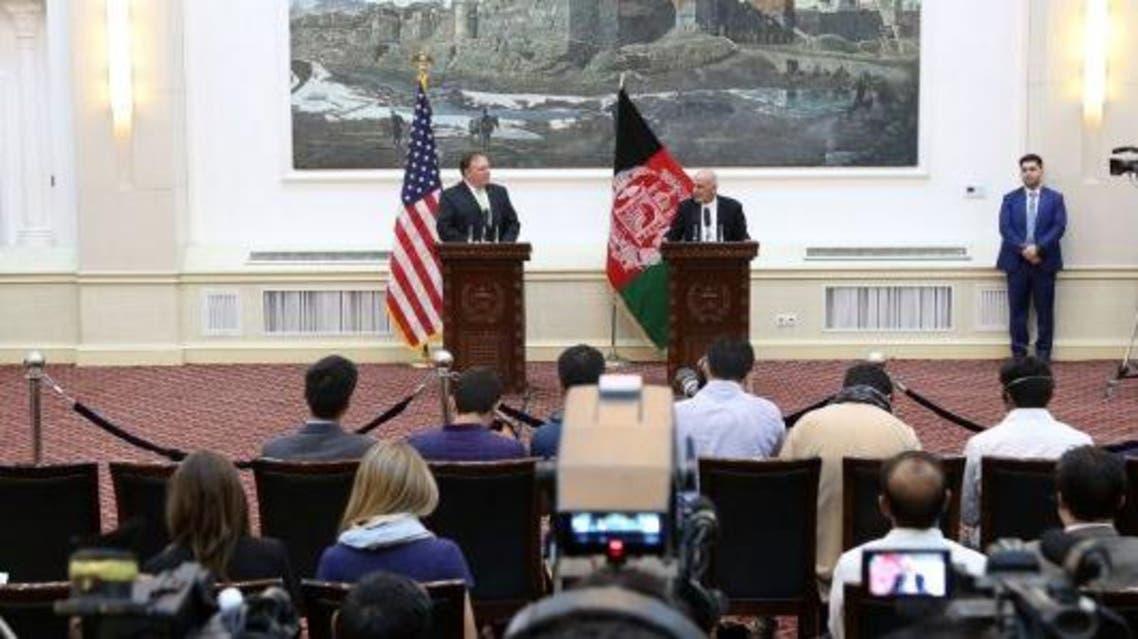 وزیر خارجه امریکا در کابل: ما در کنار مردم افغانستان هستیم