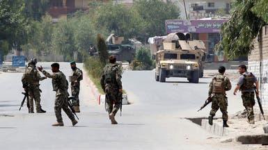 مقتل 9 من عناصر المخابرات في تفجير لطالبان بأفغانستان
