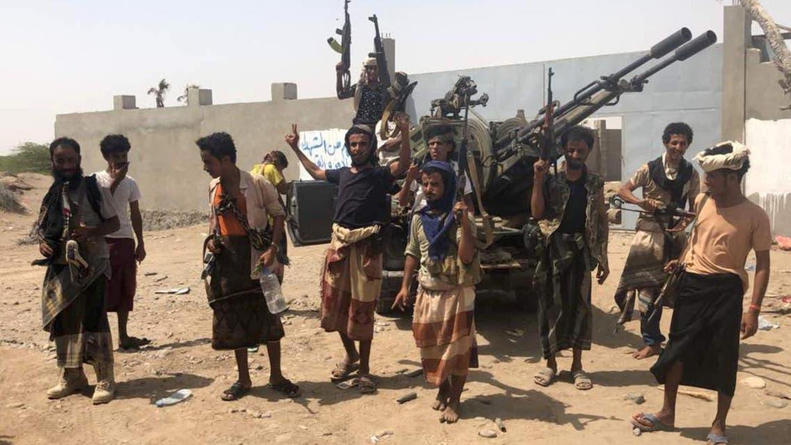Yemen army (Supplied)
