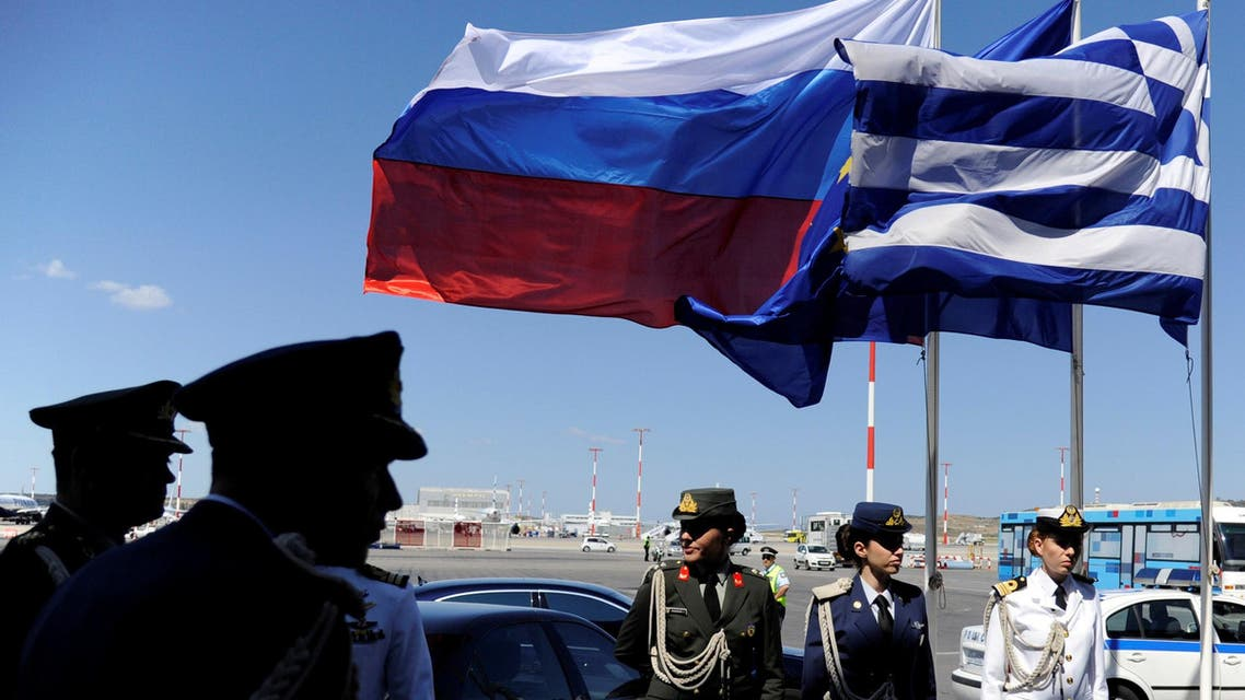 Greece Russia diplomatic row (Supplied)