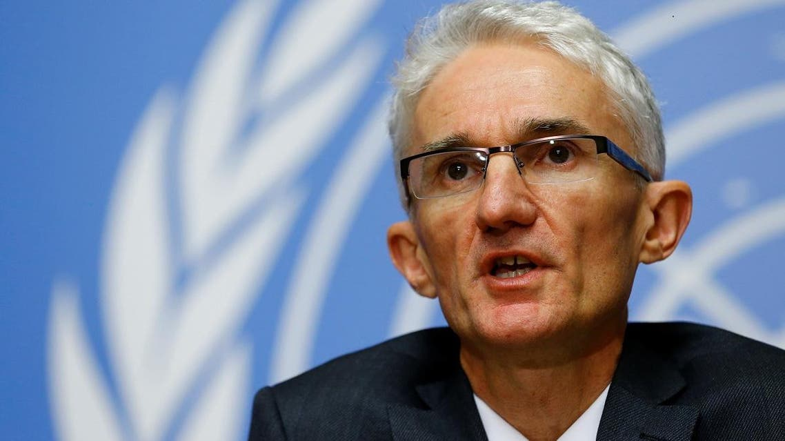 UN Mark Lowcock (Reuters)