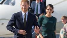 صور..إلى هنا توجه هاري وميغانبأول رحلة لهما بعد الزواج