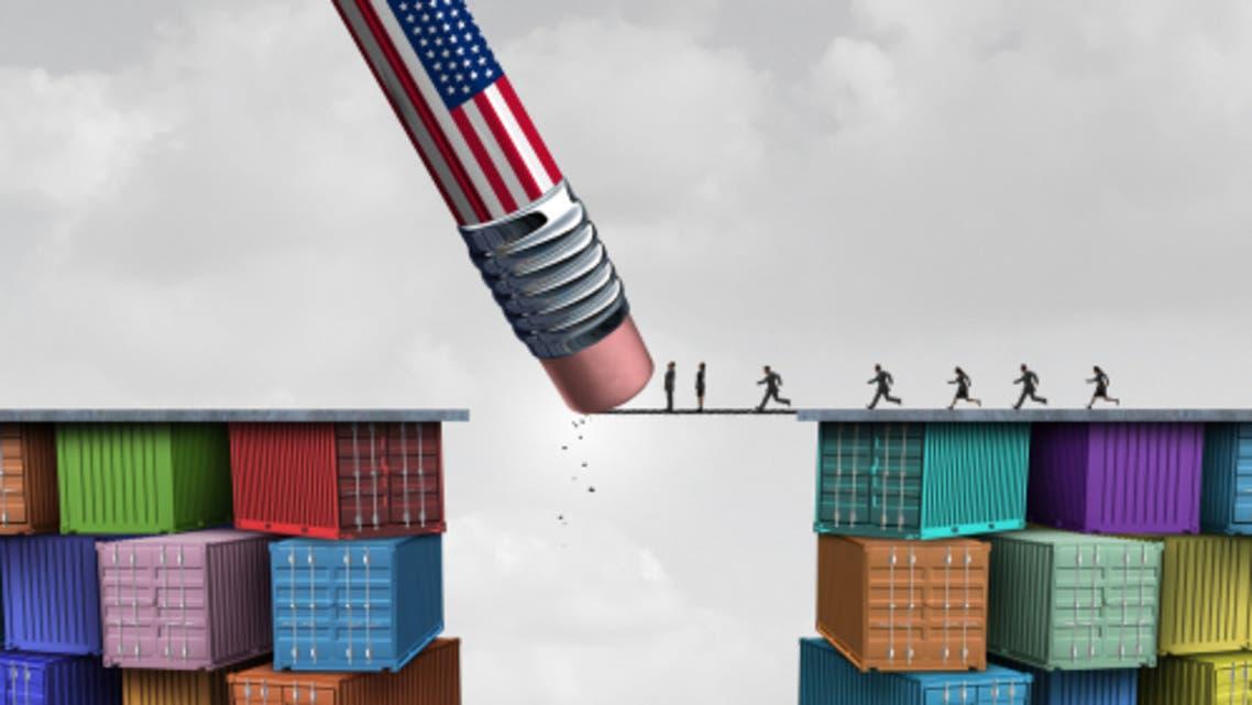 الحرب التجارية