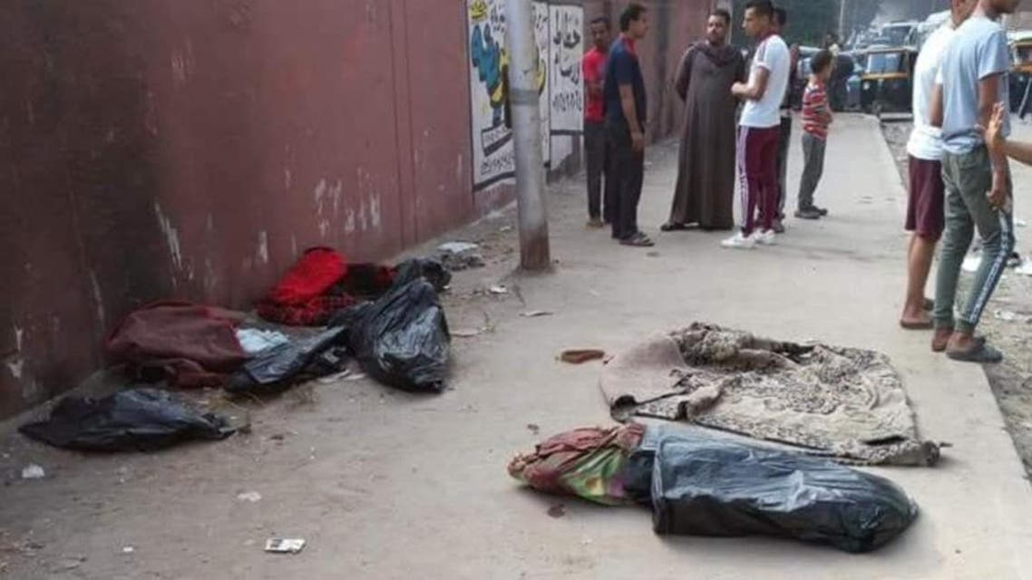 Reports reveal cause of death of three bodies found on Egypt streets (Supplied)