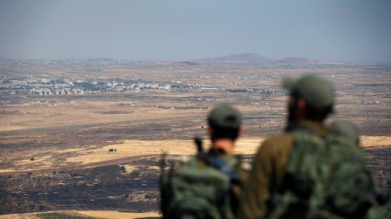 Israeli military says fired Patriot missile at drone from Syria - Al Arabiya English