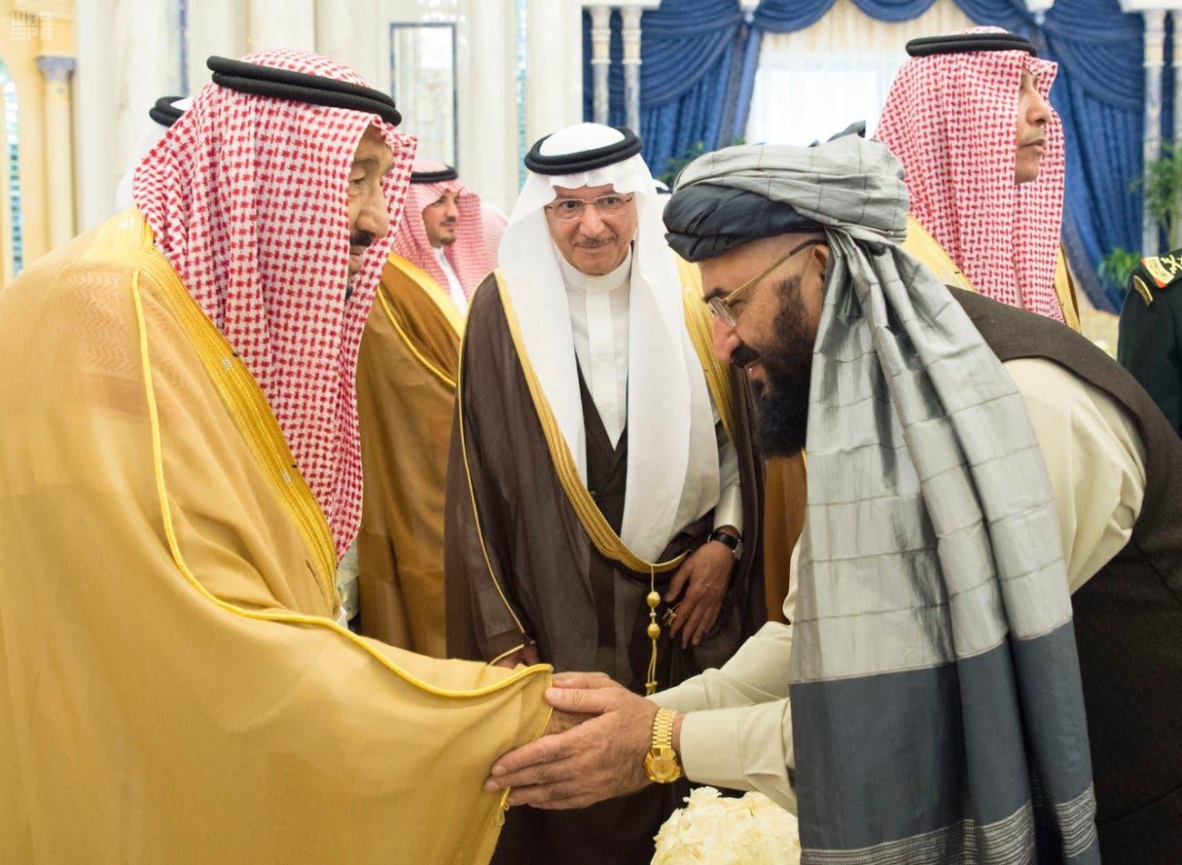 saudi king salman afghanistan