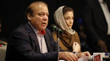 Ex-PM Sharif, daughter Maryam face sedition charges for criticizing Pakistani army