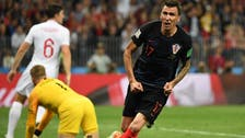 Croatia will face France in Sunday's final after beating England 2-1