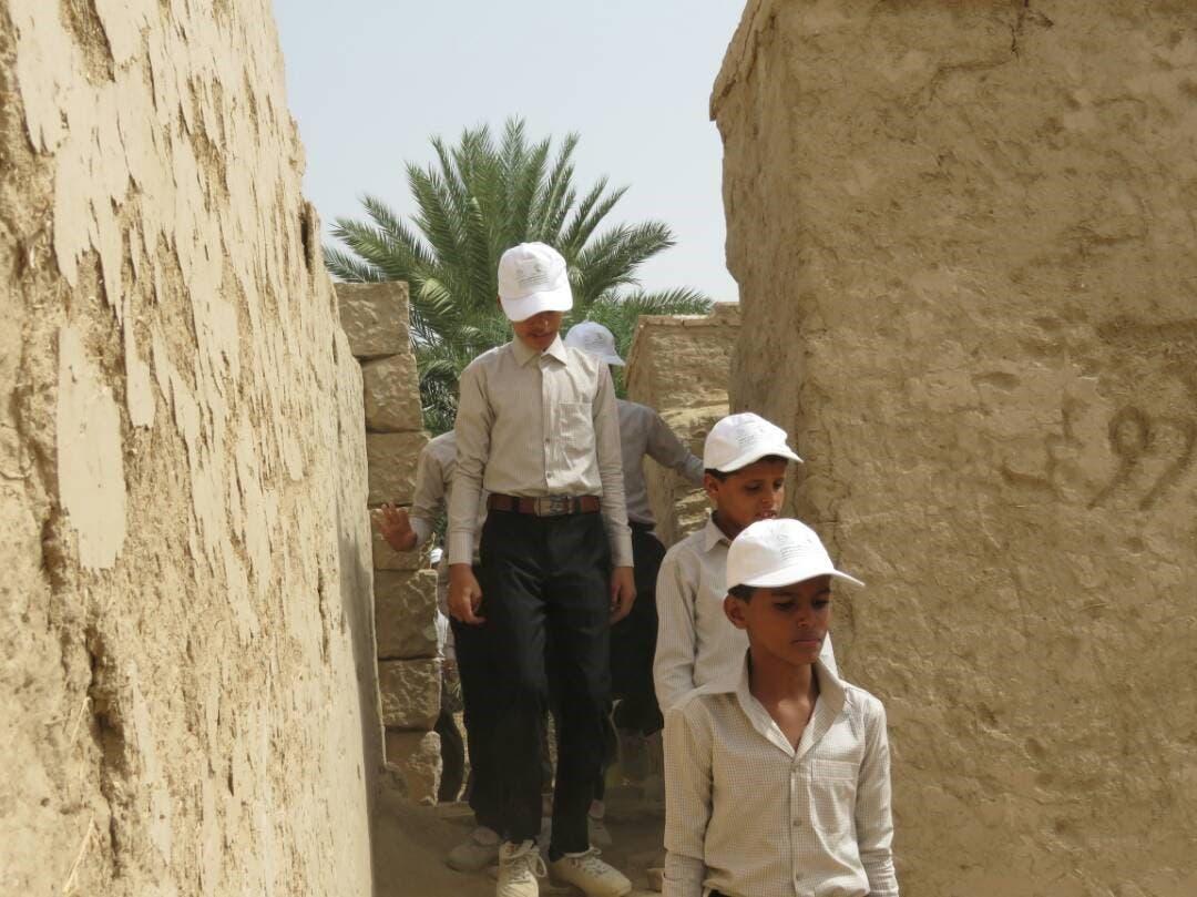 Yemen exchild soldiers KSRelief 1
