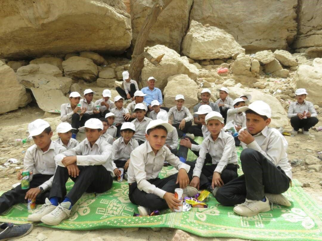 Yemen exchild soldiers KSRelief 7