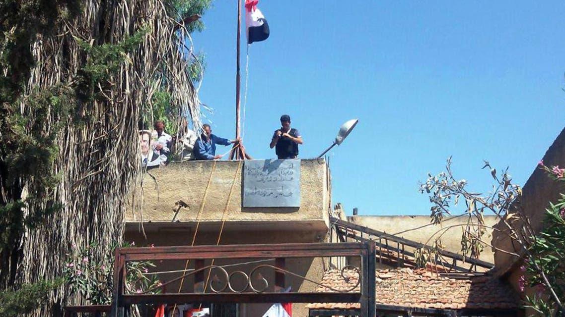 syrian regime in Daraa 2 (AFP)