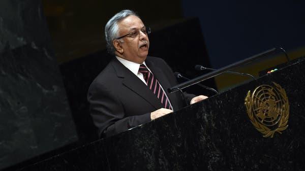 السفير السعودي لدى الأمم المتحدة عبدالله المعلمي
