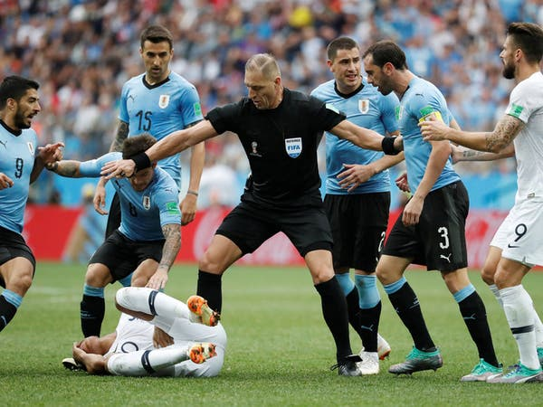 الأرجنتيني بيتانا حكماً لنهائي كأس العالم