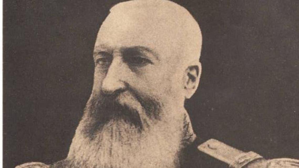صورة لملك بلجيكا ليوبولد الثاني